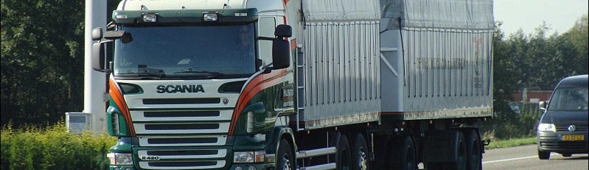 Vervoer grondstoffen veevoeders